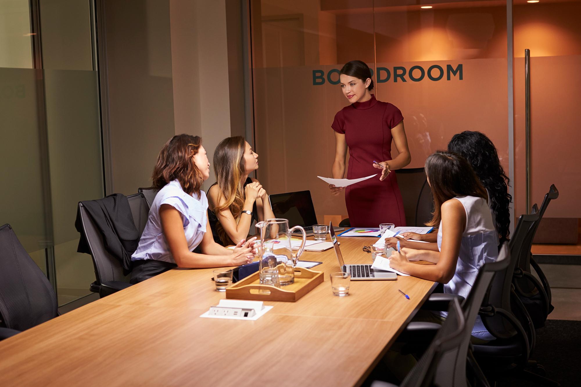 Mujeres y empresas: el empoderamiento femenino es buen negocio